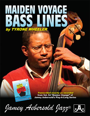 Piano maiden voyage piano chords : MAIDEN VOYAGE BASS LINES: Bass Lines by Tyrone Wheeler :